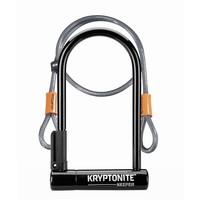 KRYPTONITE Cadenas Keeper 12 STD W/4' Cable