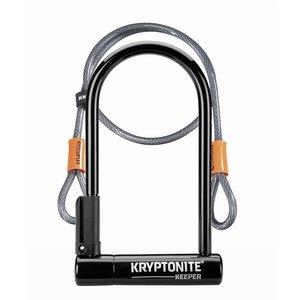 KRYPTONITE Cadenas Keeper  STD W/4' Cable