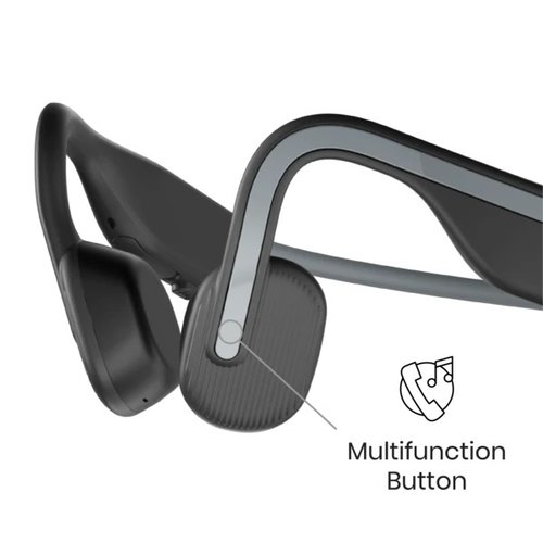 AFTERSHOKZ AFTERSHOKZ Écouteur Openmove Slate Grey