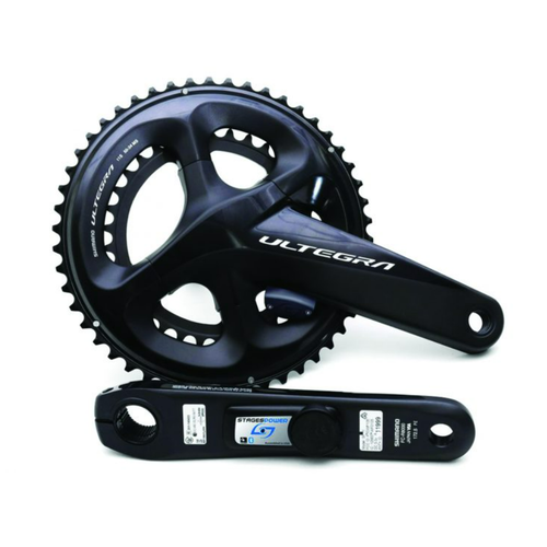 Stages Cycling STAGES POWER Powermeter LR ULTEGRA R8000 - 172.5MM 52/36