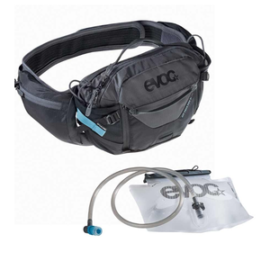 EVOC Sac hyd. Hip Pack Pro 3L, Rés. 1.5L