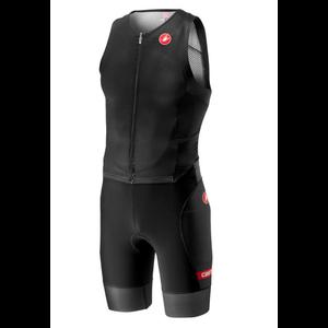 CASTELLI Suit Short Free Sanremo 2 Sleeve