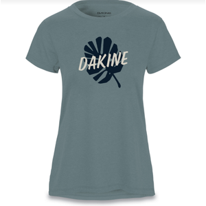 DAKINE T-Shirt Tech Abstract Palm S/S Tech T Femme
