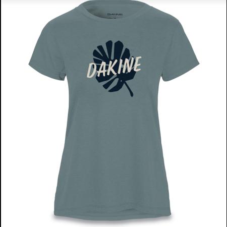 DAKINE DAKINE T-Shirt Tech Abstract Palm S/S Tech T Femme