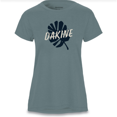 DAKINE DAKINE T-Shirt Tech Abstract Palm S/S Tech T Femme