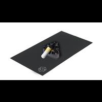SARIS Kit d'entrainement  9781T Tapis/Bloc/serviette/