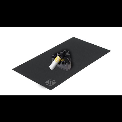 SARIS SARIS Kit d'entrainement  9781T Tapis/Bloc/serviette/