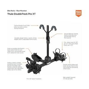 THULE DoubleTrack Pro XT