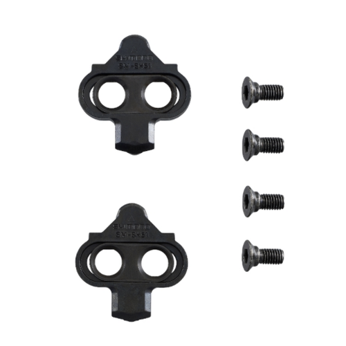 SHIMANO SHIMANO Cales SPD SM-SH51 W/O Cleat nut (Paire)