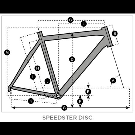 SCOTT 2021 SCOTT Speedster 10 Disc