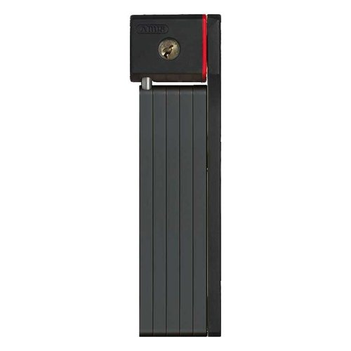 ABUS ABUS Cadenas Bordo uGrip 5700 SH, Pliable  Clé  80cm, 2.6', 5mm, Noir