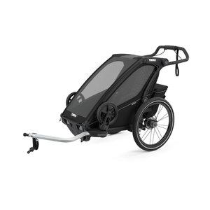 THULE Remorque Chariot Sport 1 Tout Noir