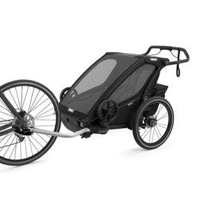 THULE Remorque Chariot Sport 2 Tout Noir