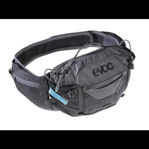 EVOC EVOC Sac hyd. Hip Pack Pro 3L Noir/Gris carbone