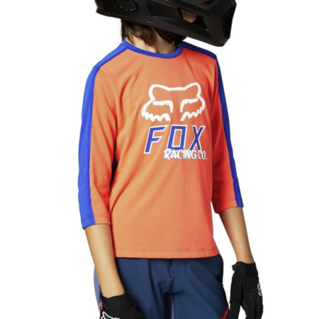 FOX RACING SHOX FOX Jersey Ranger Dry S/S Junior