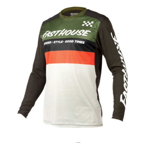 FASTHOUSE FASTHOUSE Jersey Alloy L/S Kilo