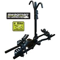 SWAGMAN Support vélo E-SPEC Noir 2'' (RV Approuvé')