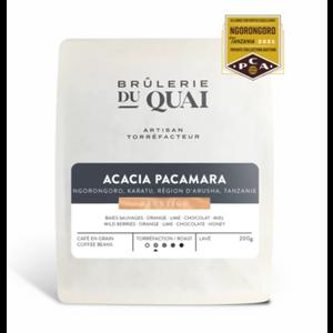 Brulerie du Quai Tanzanie - Acacia Pacamara 200g