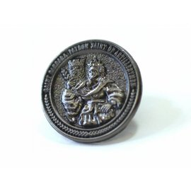 Honorable Saint Barbara Lapel Pin