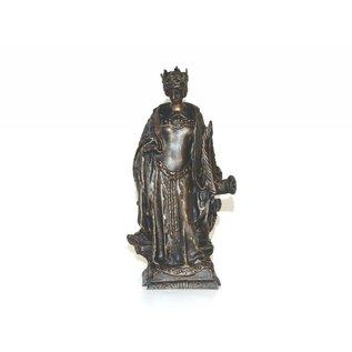 Small Saint Barbara Statue