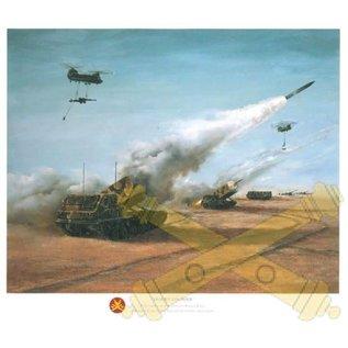 Desert Thunder - Signed 18x24 Print