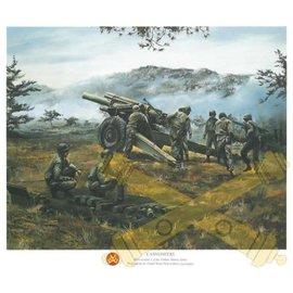 Cannoneers 11x14 Print