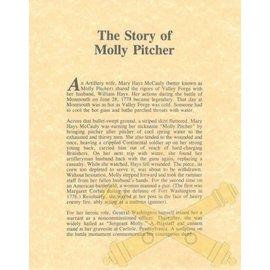 Molly Pitcher Legend - 8x10