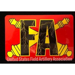FA Reflective Sticker