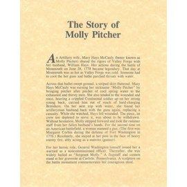 Molly Pitcher Legend (11x14)