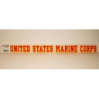 USMC Window Strip