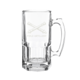 34 oz Glass Beer Mug