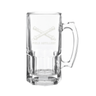34 oz Glass Beer Mug