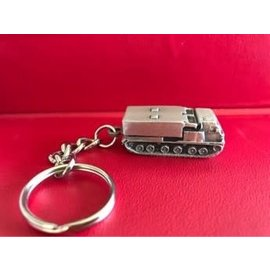 MLRS Pewter Key Chain