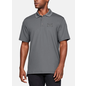 Under Armour Crossed Cannons Polo - Medium, Grey