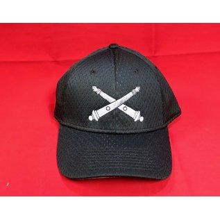 Quick Wick Mesh Cross Cannon Hat - S/M