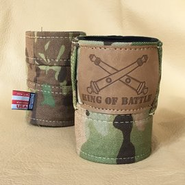 ACU King of Battle Koozie