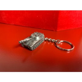 Paladin Pewter Key Chain