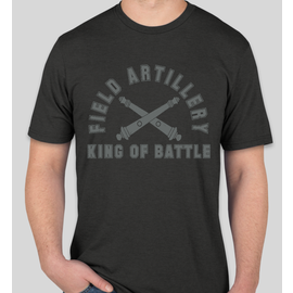 King of Battle T-Shirt - Large