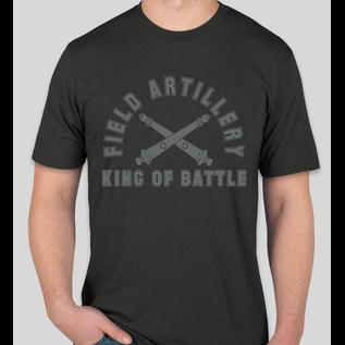 King of Battle T-Shirt - Large