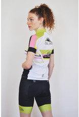 Verge Velojawn White Short Sleeve Jersey