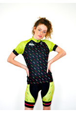 Verge Velojawn Short Sleeve Winter Jersey Elite