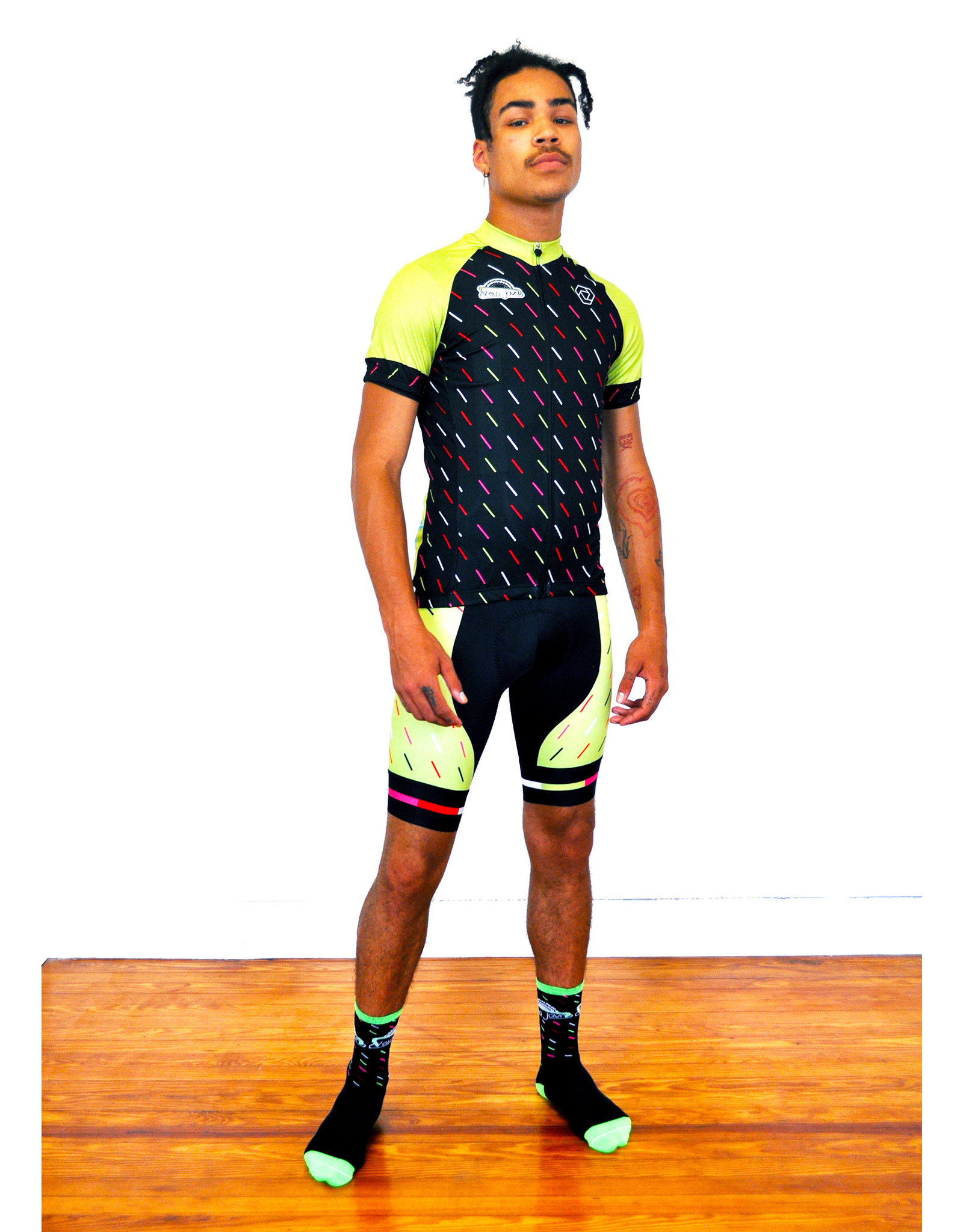 Verge Velojawn Winter Core Pro Bib