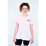 Custom Ink Bella Canvas Bella + Canvas Women's Jersey T-shirt - Pink