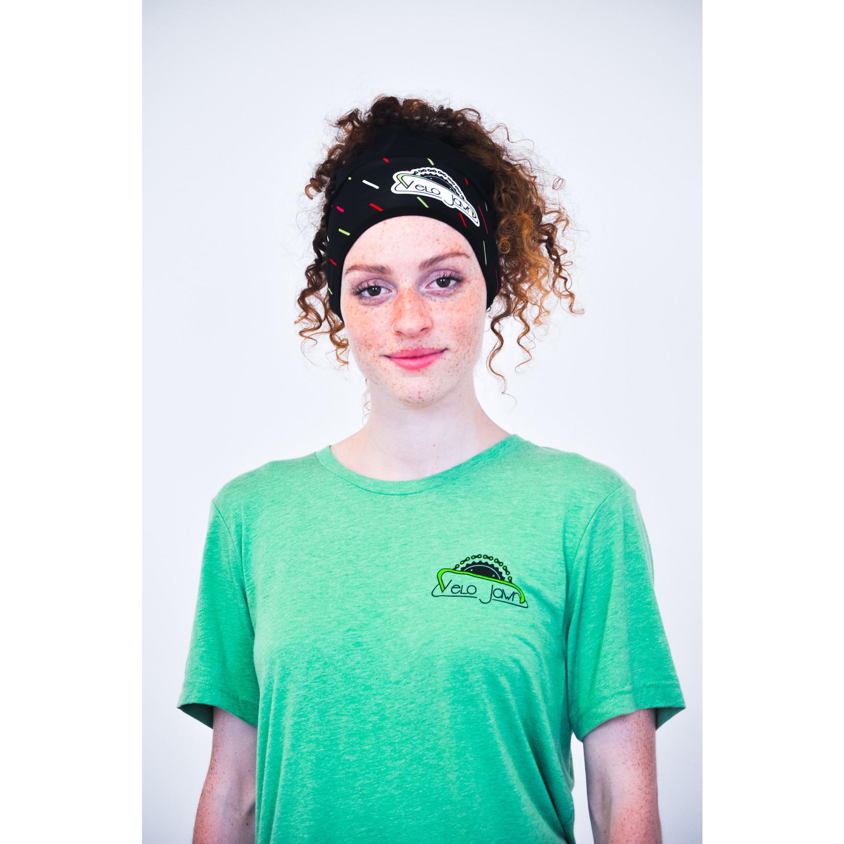 Custom Ink Bella Canvas VeloJawn Green T-Shirt