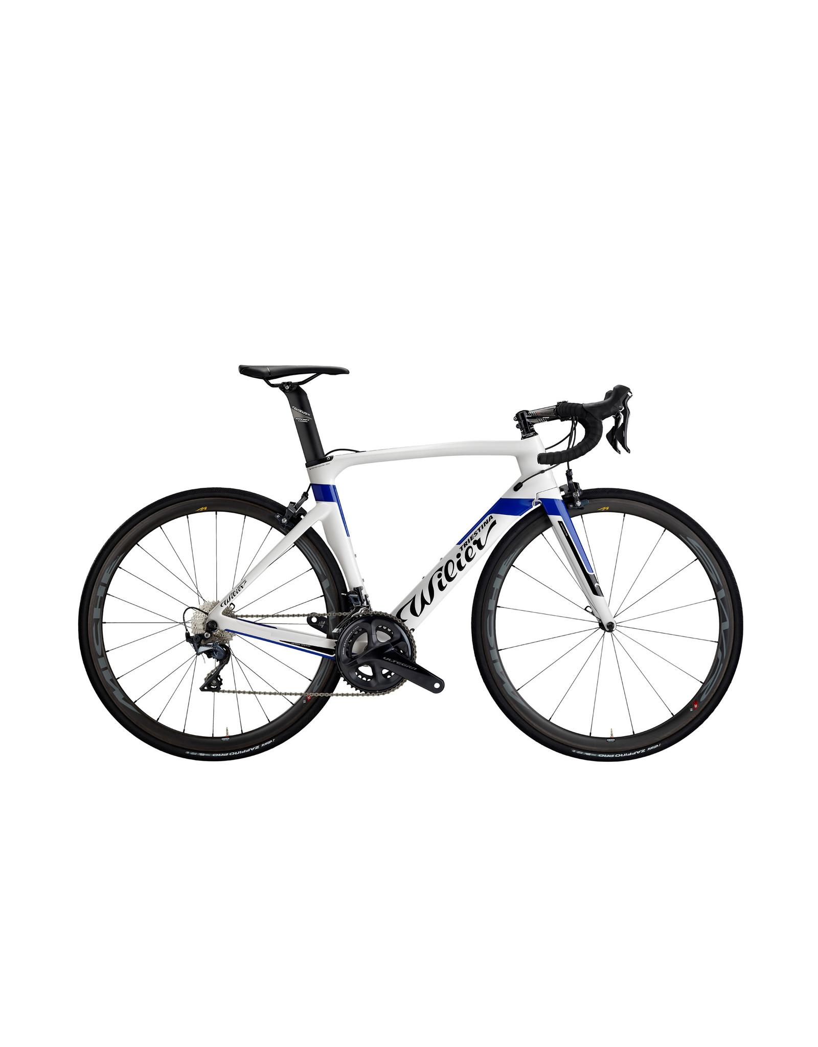 Wilier Medium Cento1Air Frameset White/Blue