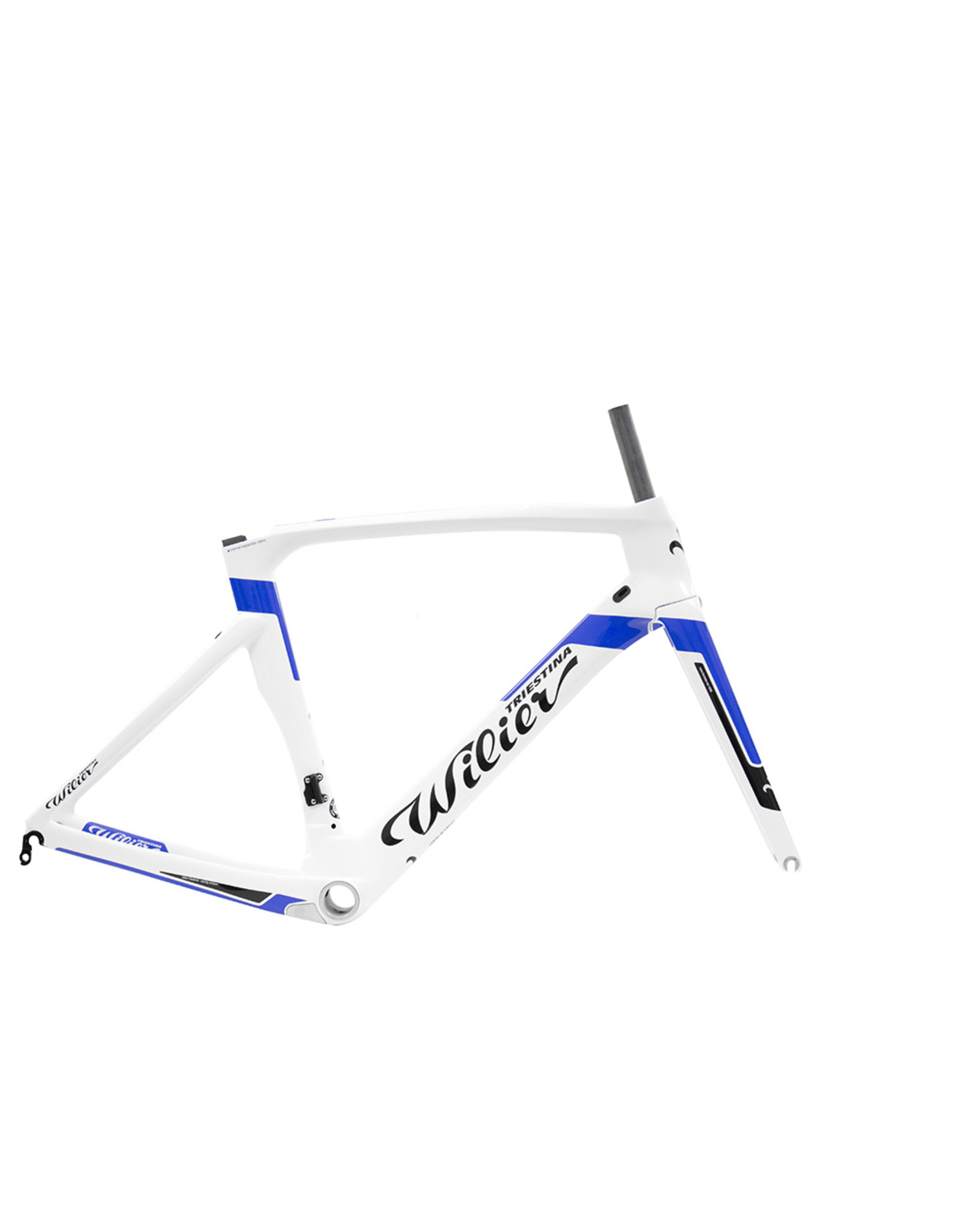Wilier Large Cento1Air Frameset White/Blue