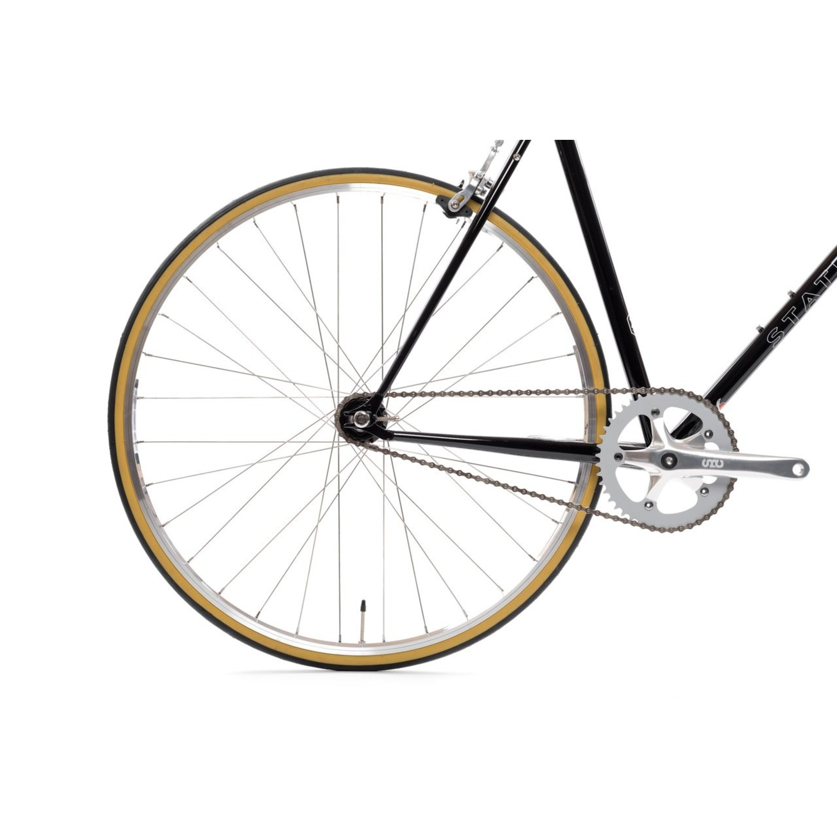 State Bicycle Co. 4130 Van Damme Single Speed/Fixed