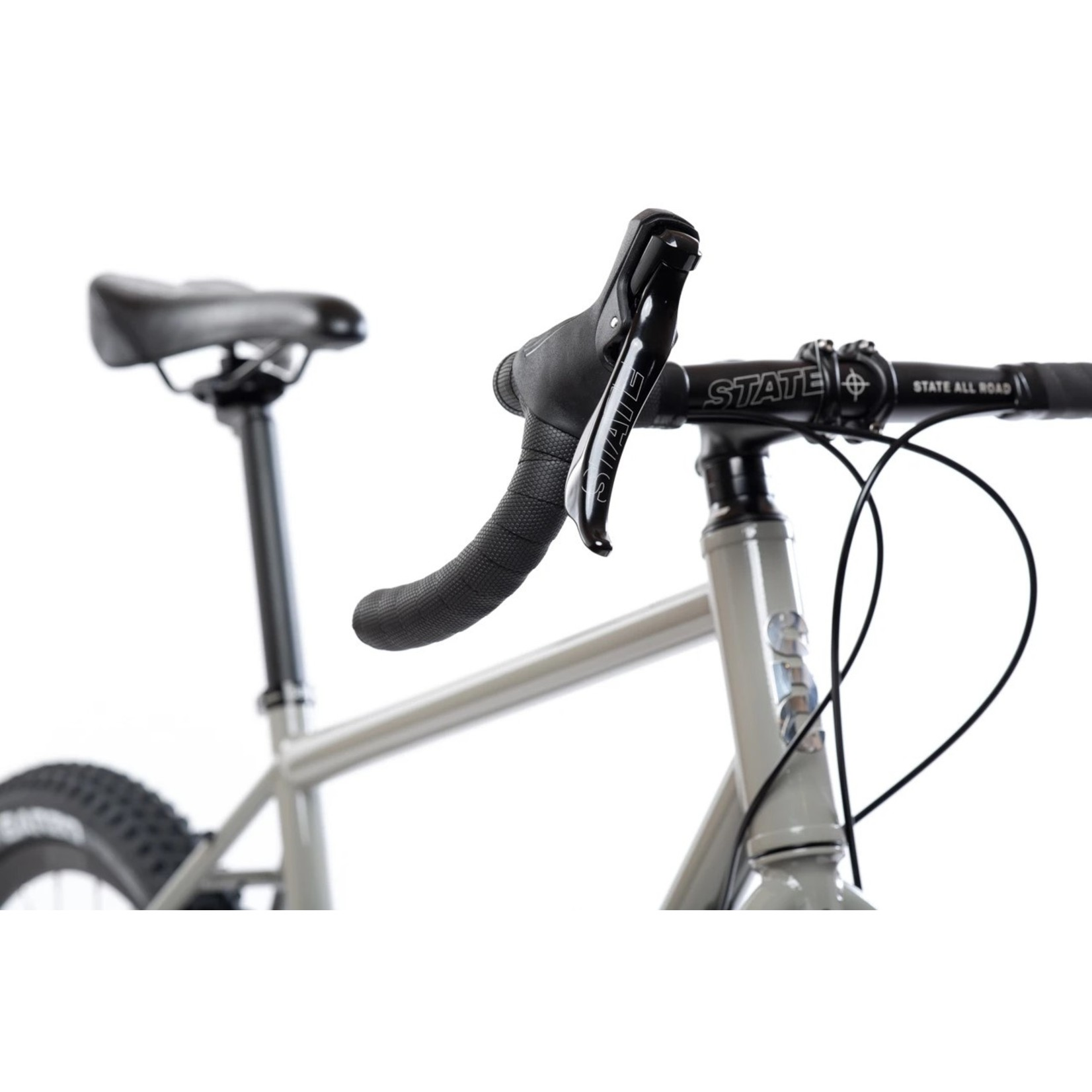 State Bicycle Co. 4130 All Road Pigeon Gray