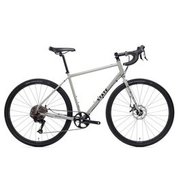 State Bicycle Co All-Road 4130 Pigeon Grey