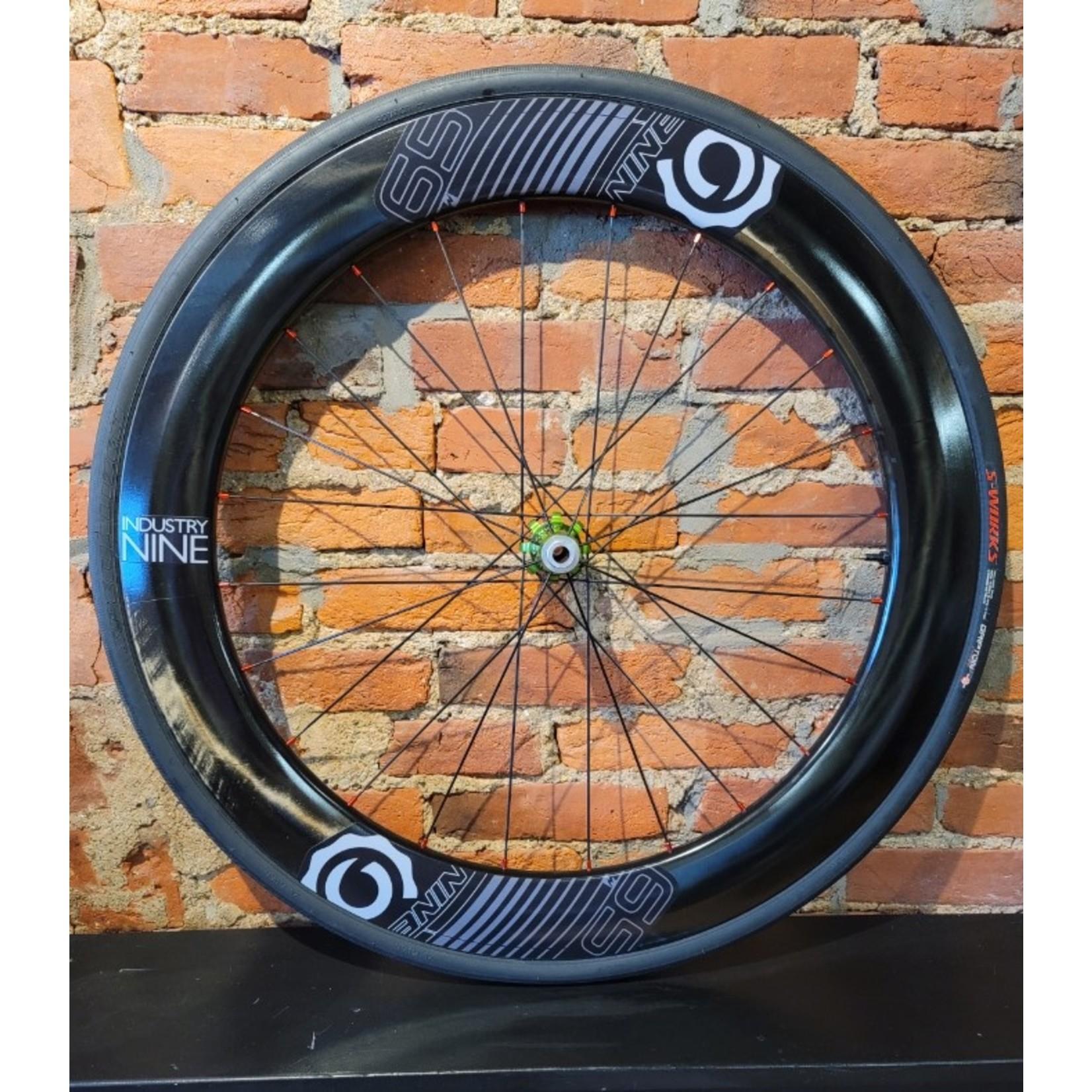 Industry Nine .65 Wheelset Red/Green